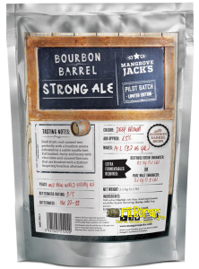 MJ Craft Series Bourbon Barrel Strong Ale 02
